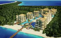 Condos for Sale in Isla Tesoro, Ambergris Caye, Belize $572,500
