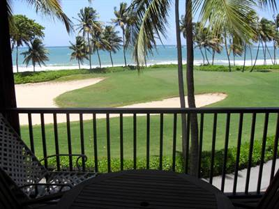 Nice Two Bedrooms Facing Beach Furnished