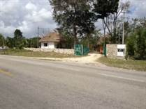 Lots and Land for Sale in Macario Gomez, Tulum, Quintana Roo $26,552