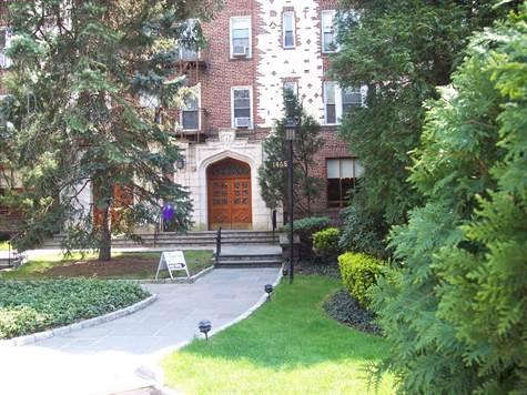 Building Entrance -  Court Yard