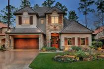 Homes Sold in Village of Sterling Ridge, The Woodlands, Texas $735,000