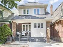 Homes Sold in High Park/Bloor West, Toronto, Ontario $879,000