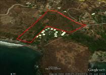 Lots and Land for Sale in Playa Prieta, Guanacaste $5,400,000