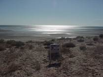 Lots and Land for Sale in Lopez Acevez, Puerto Penasco, Sonora $375,000