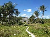 Lots and Land for Sale in Tankah Bay, Akumal, Quintana Roo $80,000