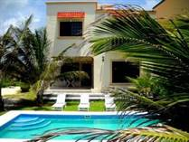 Homes for Sale in Beach front, Puerto Morelos, Quintana Roo $795,000