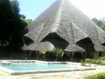 Homes for Rent/Lease in Malindi , Coast KES25,000 daily