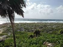 Lots and Land for Sale in Akumal, Quintana Roo $895,000
