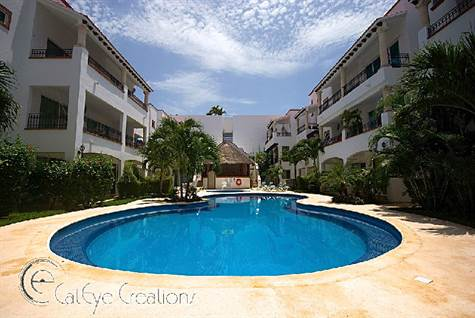 Condo for Sale in Downtown Playa del Carmen