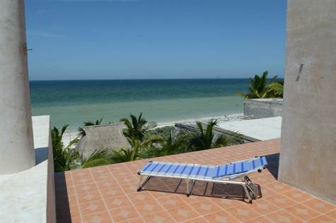 Home for Sale in Telchac Puerto, Yucatan $279,000
