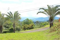 Lots and Land for Sale in Grecia, Alajuela $47,000