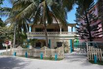 Commercial Real Estate for Sale in San Pedro, Ambergris Caye, Belize $385,000