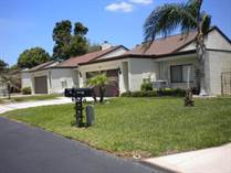Homes for Sale in Trouble Creek Villas, New Port Richey, Florida $164,900