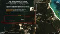 Lots and Land for Sale in Playa del Carmen, Quintana Roo $18,610,000