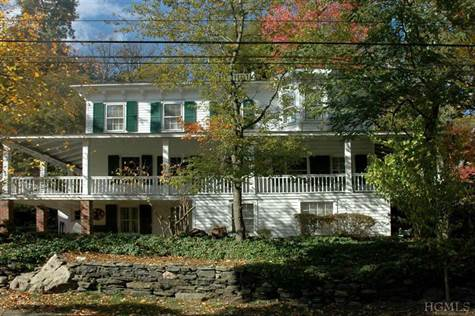 Exterior view of this beautiful classic colonial home...