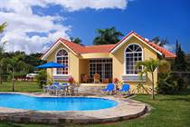 Homes for Sale in Hispaniola Residencial , Sosua, Puerto Plata $190,000