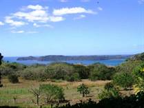 Lots and Land for Sale in Papagayo Gulf, Guanacaste $100,000