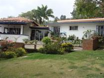 Homes for Sale in Alto Hatillo, Caracas, Gran Caracas $320,000