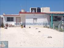 Homes Sold in Chuburna, Yucatan $2,650,000