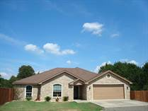Homes Sold in Sherwood Shores, Belton, Texas $174,949