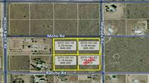 Lots and Land for Sale in South Adelanto, Adelanto, California $45,000