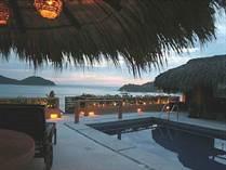 Homes for Sale in La Madera, Zihautanejo, Guerrero $899,000