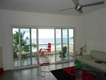 Condos for Rent/Lease in Sosua Oceanfront, Sosua, Puerto Plata $3,000 monthly