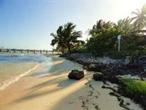 Lots and Land for Sale in Mata Grande, Ambergris Caye, Belize $450,000
