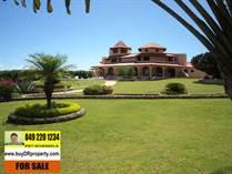 Homes for Sale in El Choco , Sosua, Puerto Plata $1,900,000