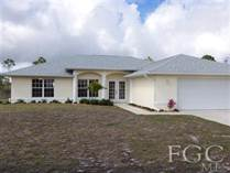 Homes Sold in Cape Coral, Florida $135,000