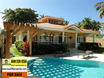Homes for Sale in Cabarete Bay , Puerto Plata $559,000
