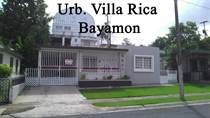 Homes for Rent/Lease in Villa Rica, Bayamon, Puerto Rico $850 monthly