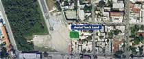 Lots and Land for Sale in Playa del Carmen, Quintana Roo $240,000