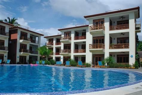 bahia azul beachfront condos 2 bdrm rooftop jaco puntarenas for