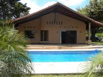 Homes for Sale in Villareal, Tamarindo, Guanacaste $380,000