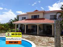 Homes for Sale in Sosua Hills , Sosua, Puerto Plata $299,000