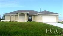 Homes Sold in Cape Coral, Florida $90,000