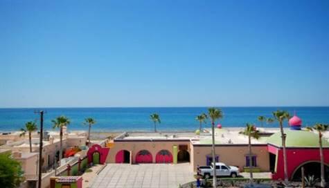 Views from Margarita deck