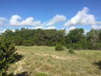 Lots and Land for Sale in Mystic Shores, Spring Branch, Texas $135,000
