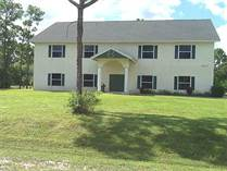 Homes for Rent/Lease in Acreage, West Palm Beach, Florida $4,900 monthly