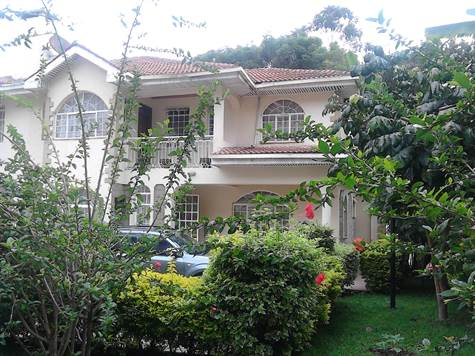 4 Bedrooms Maisonette house for sale in Nairobi Lavington