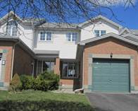 Homes for Rent/Lease in Hunt Club Park, Ottawa, Ontario $1,500 monthly
