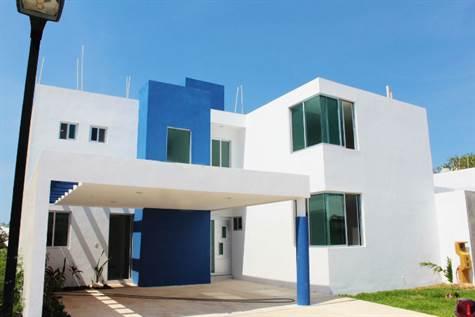 Home for Sale in Conkal, Merida, Yucatan $74,000
