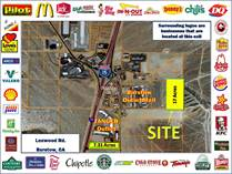 Lots and Land for Sale in West Barstow, Barstow, California $1,450,000