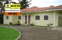 Homes for Sale in Costa Azul, Cabarete, Puerto Plata $160,000