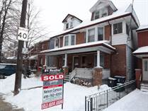 Homes Sold in Annex, Toronto, Ontario $0