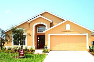 WaterSong Resort, Royal Palm 4 Bedroom Home