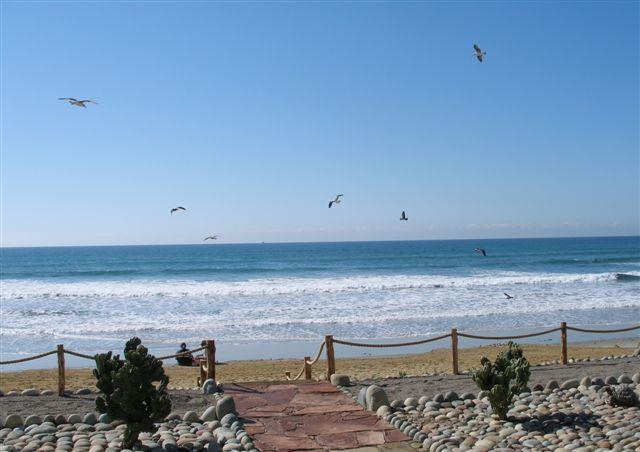 Ocean front Rosarito real estate