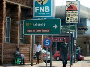 Gaborone Banks