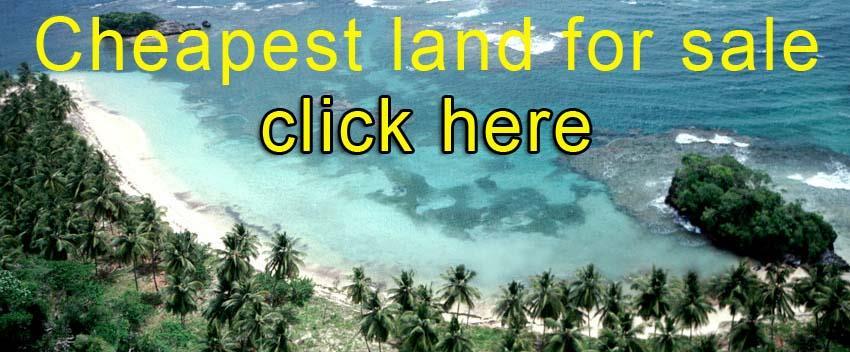 Samana land for sale